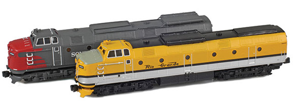 AZL Z Scale locomotive KRAUSS MAFFEI ML4000